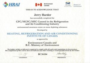 Jerry-Harder-HRAI-Certification